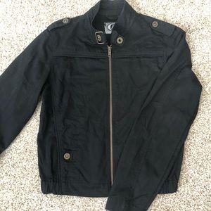 Volcom Black Jacket L